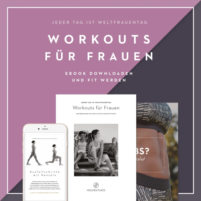 Workouts for Women eBook Preview