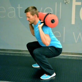 4 best exercises with the Power Bag