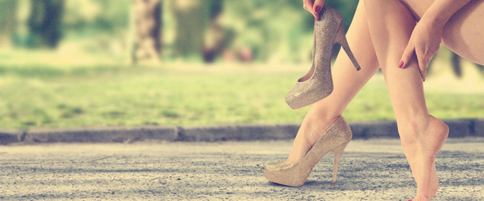 High heels and your body. Why are sexy shoes unhealthy for your