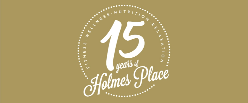 LET'S CELEBRATE 15 YEARS OF WELLNESS!