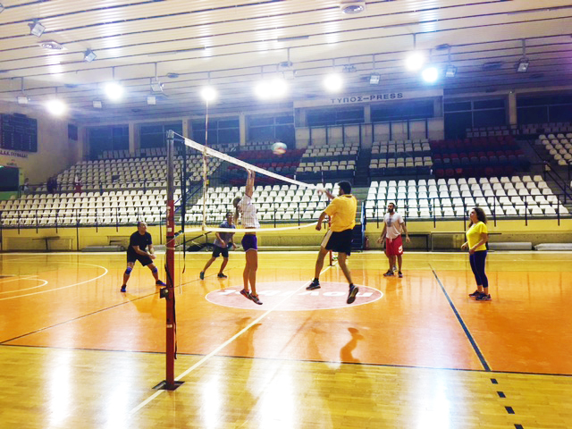 volleyball new