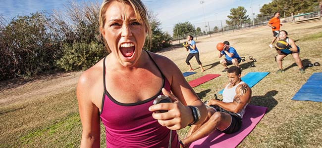 fitness workout trends bootcamp